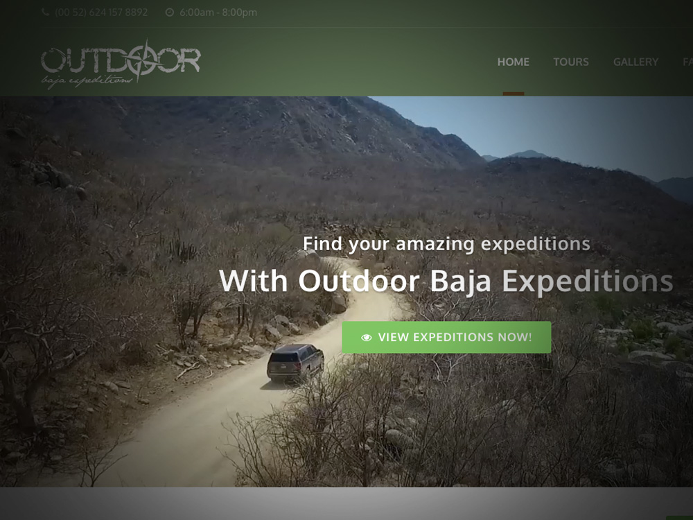Baja Outdoor Expeditions